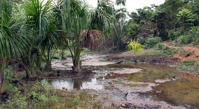 Chevron contamination in Ecuador