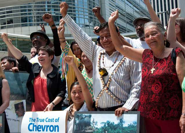 We Beat Chevron, but the Fight for Real Justice Continues