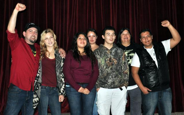 Klamath River Youth Travel to Brazil to Join Belo Monte Dam Fight