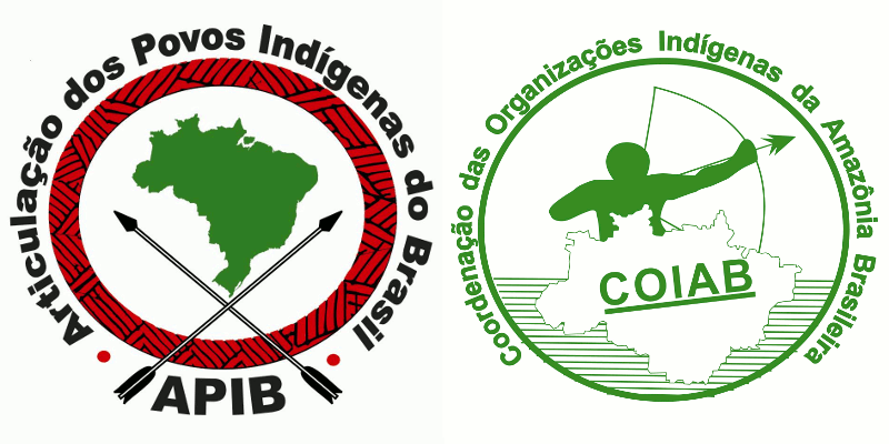 Articulation of Brazil's Indigenous Peoples (APIB) and Coordination of the Indigenous Organizations of the Brazilian Amazon (COIAB)