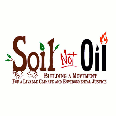 Amazon watch letter from leading environment and human for Soil not oil