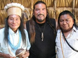 U'wa Return to California