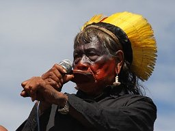 Tensions Escalate over Amazon Mega Dam