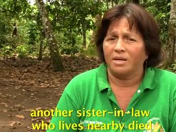 Carmen Zambrano: Mother & Community Leader from Ecuadorian Amazon vs. Chevron