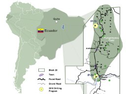 Ivanhoe Energy and the Pungarayacu Project in Ecuador