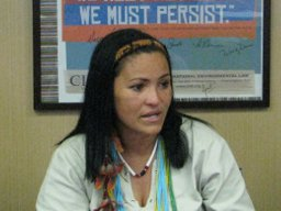 Sheyla Juruna Shares the Truth About Belo Monte at Events in NY, DC and SF