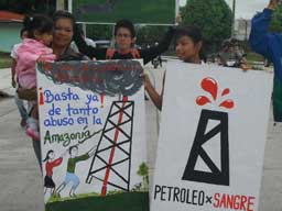 Protests for Healthy Water Policy in Peru Link Highlands and Jungle