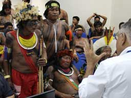 Belo Monte Occupation Day 9: Protest Continues After Failed Talks with Dam-Building Consortium