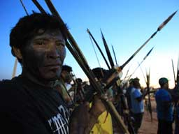 Day 11: Parakana Leaders Join the Belo Monte Occupation