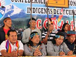 Court Favors Indigenous Community in Decade-Long Struggle Against Oil Drilling in Ecuador