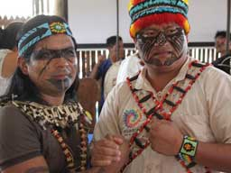 Statement of Indigenous Peoples and Nationalities of Ecuador on the Historic Day of Celebration in Sarayaku Regarding the Sentence of the Inter-American Human Rights Court