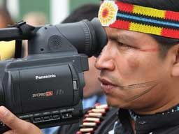 Sarayaku Indigenous People and Amnesty International Win Film Award