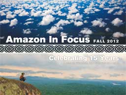 Amazon in Focus 2012: Celebrating 15 Years