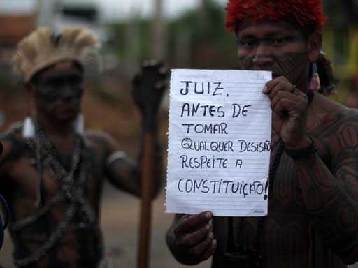 Indigenous People Occupy Belo Monte Again over Consultation Process