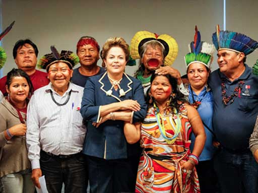 Indigenous Rights Under Assault in Brazil