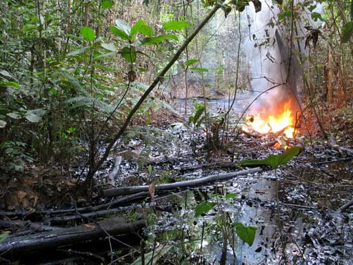 Another State of Environmental Emergency in the Peruvian Amazon?