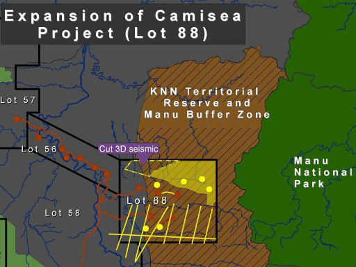 Gas Company To Drill in Manu National Park Buffer Zone, Imperiling Indigenous People