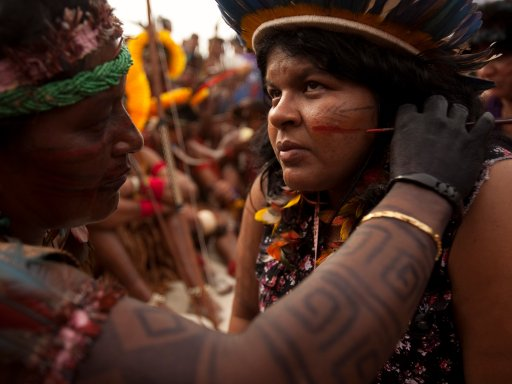 Profiles: Sônia Guajajara, A Powerful Voice for Brazil's Indigenous Peoples
