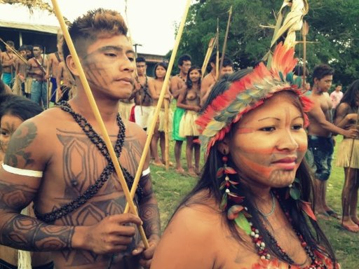 In The Amazon, Indigenous People Fight to Preserve Way of Life Amid Intrusive Construction