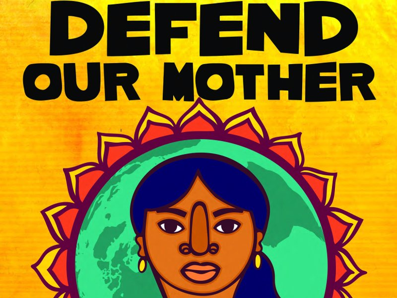 Defend Mother Earth: March to Demand Action on Climate!