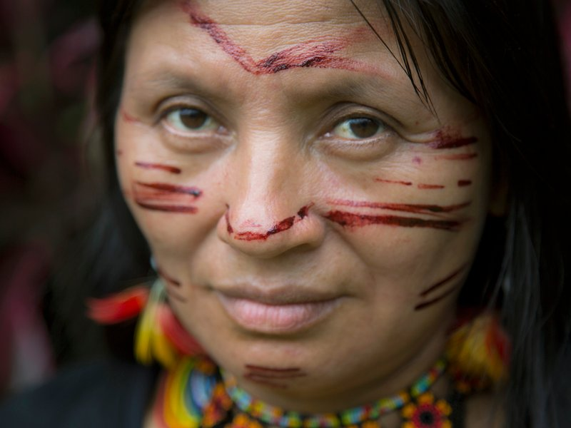 Amazon Women on the Frontlines of Climate Change