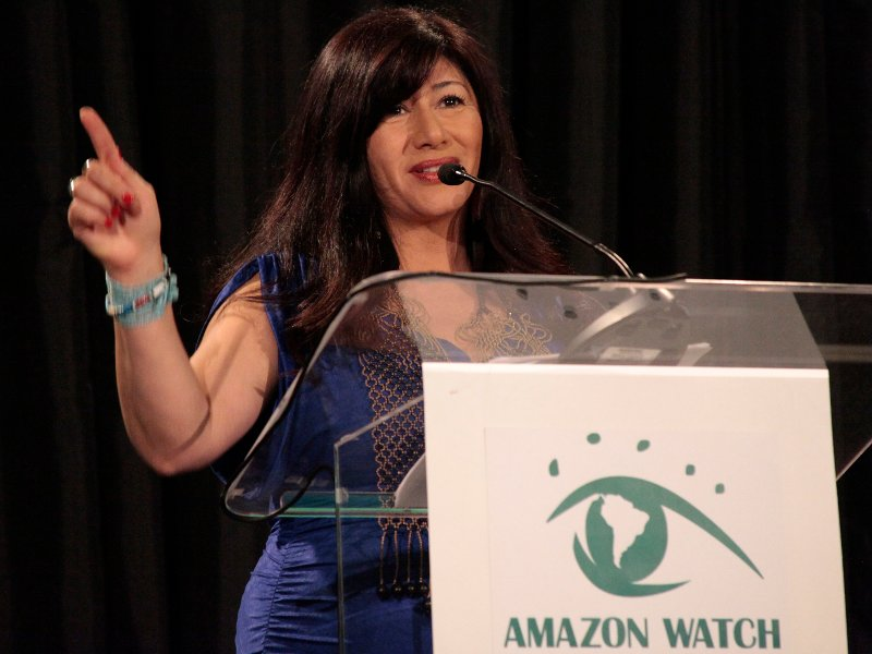 Amazon Watch's 9th Annual Luncheon