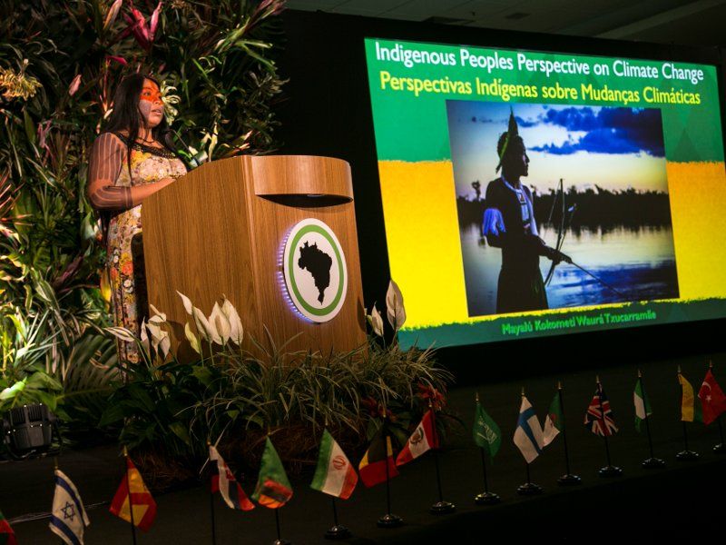 Indigenous Voices on Climate Change