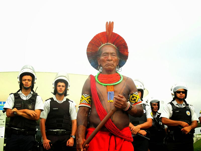 Occupy Amazonia? Indigenous Activists Are Taking Direct Action – and It's Working