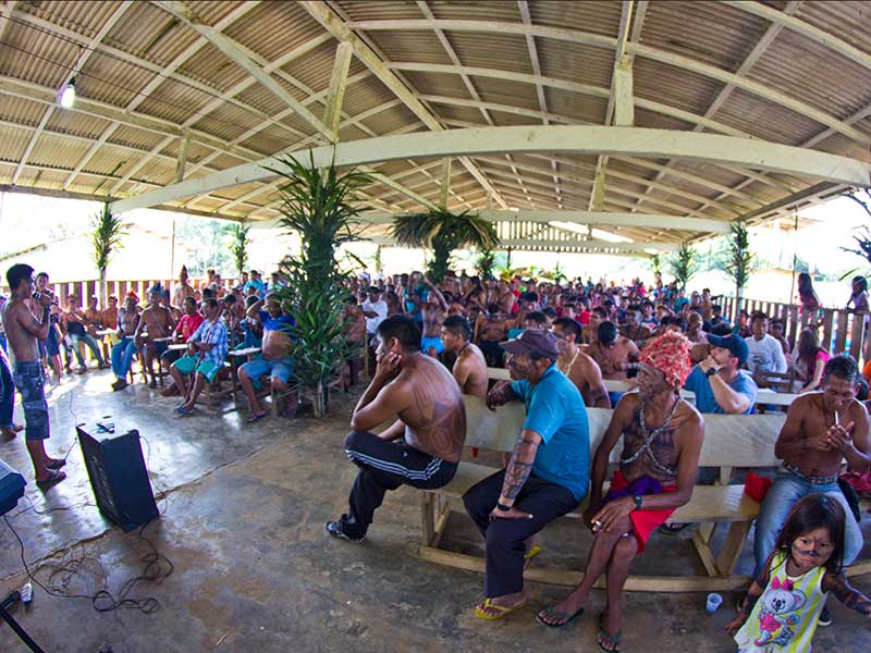 In General Assembly, the Munduruku People Reaffirm Their Right to Be Consulted about Dams