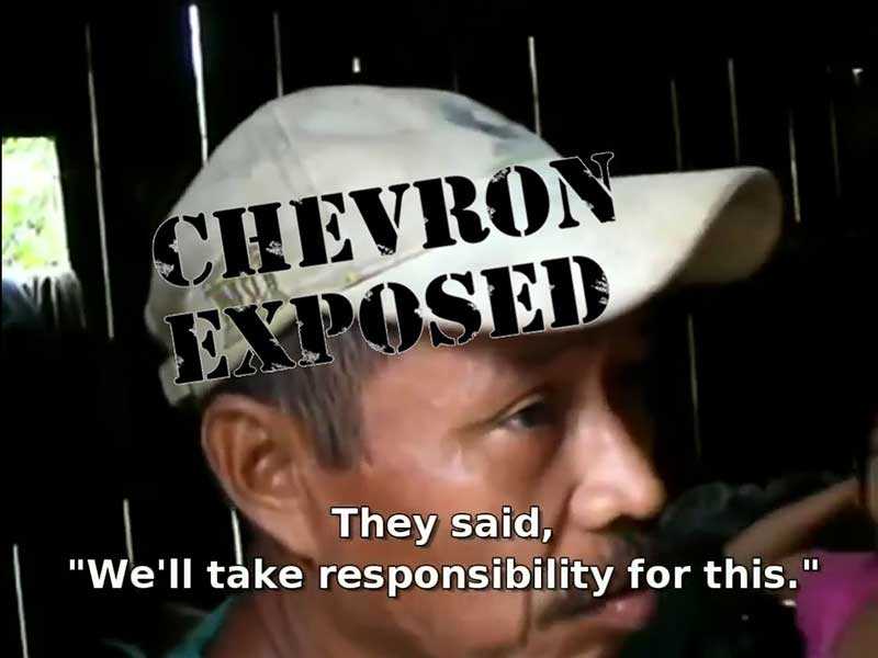 The Chevron Tapes: 30 Years and Still Waiting for Justice