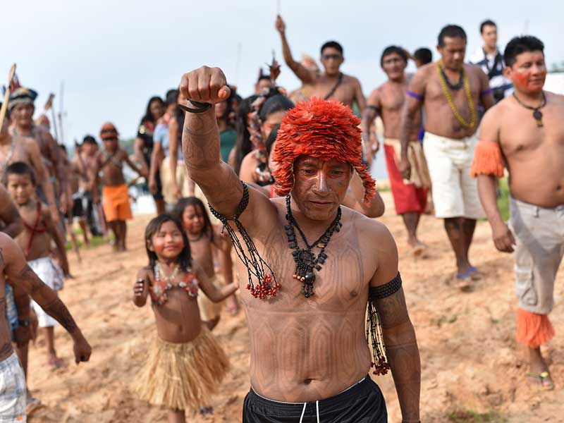 Indigenous Alliance Demands Brazil Halt Amazon Dams