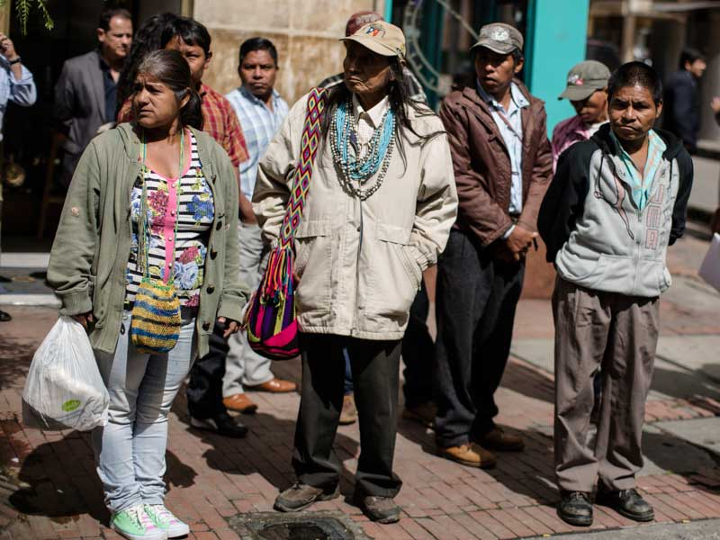 Bad Faith: Colombian Government Disrespects U'wa People