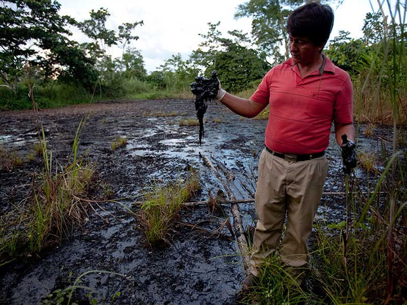 Ecuadoreans Can Sue Chevron in Canada, Supreme Court Rules