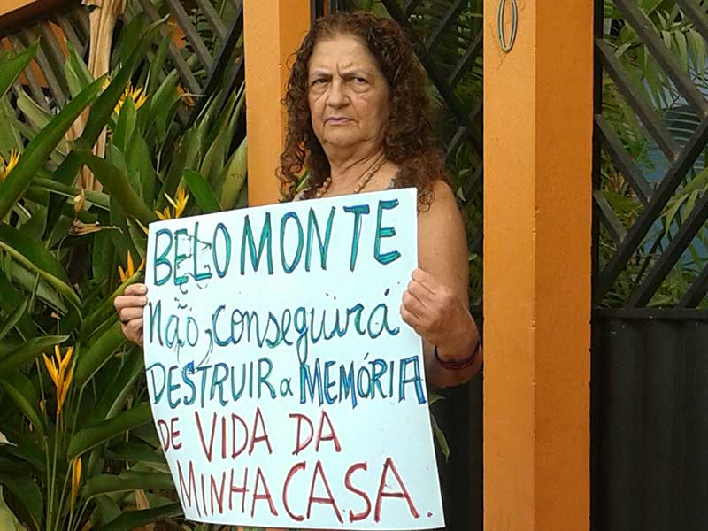 Recollections of Home: Thoughts on the Flooding of Altamira and the Belo Monte Dam