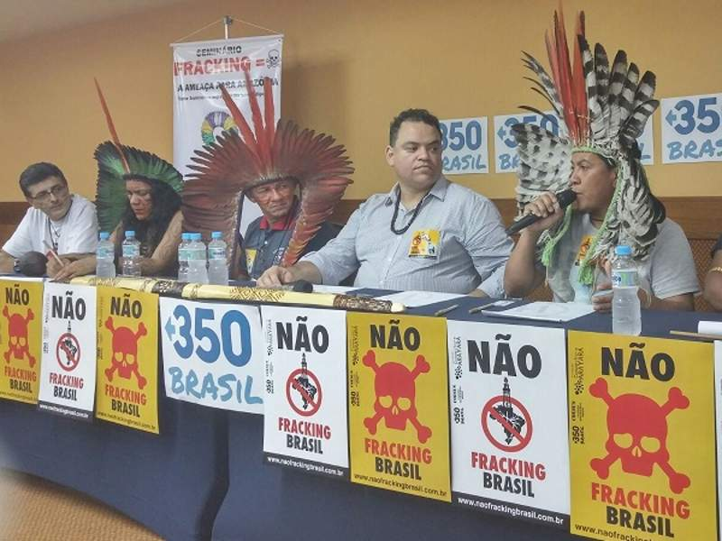 Amazon Fracking Scheme Encounters Stiff Resistance in Brazil