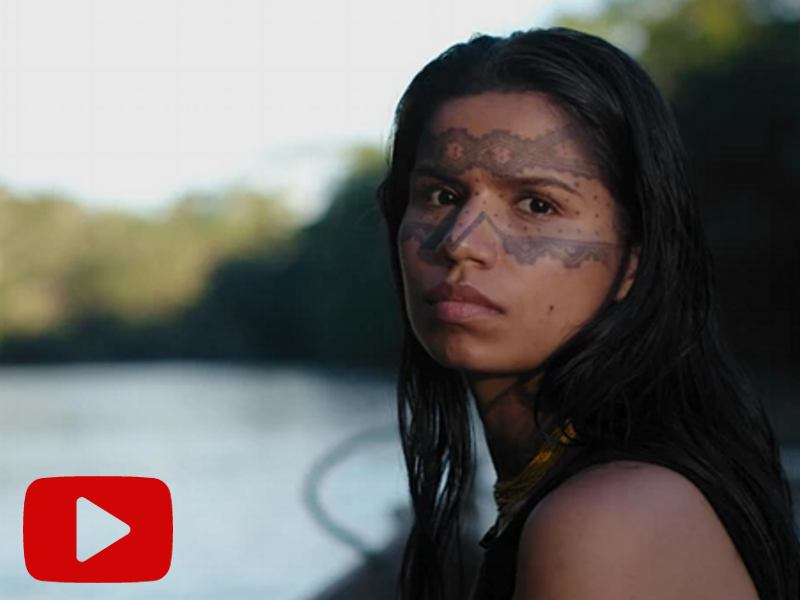 The Amazonian Tribespeople Who Sailed Down the Seine