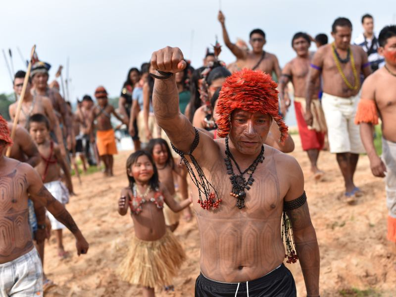 Honoring River Defenders: Brazil's Munduruku People