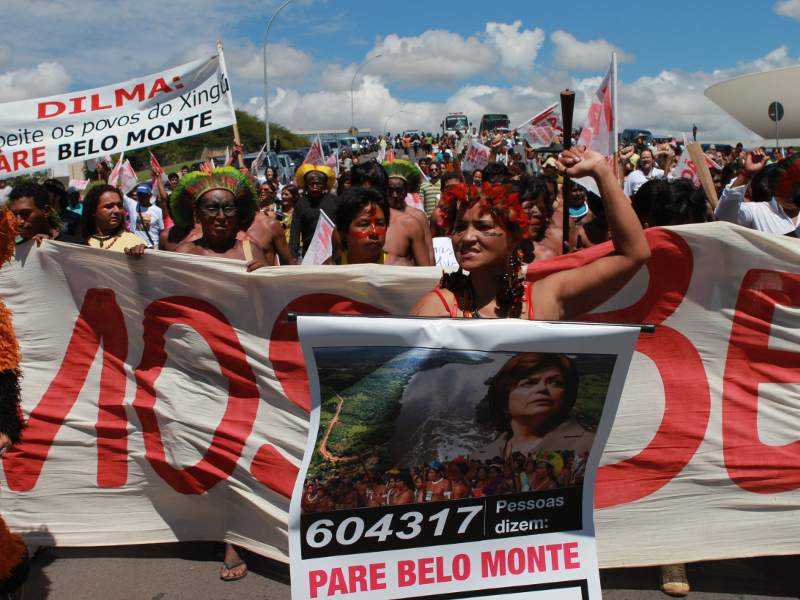 Belo Monte a Symbol of Obscene Destruction and Corruption in Brazil