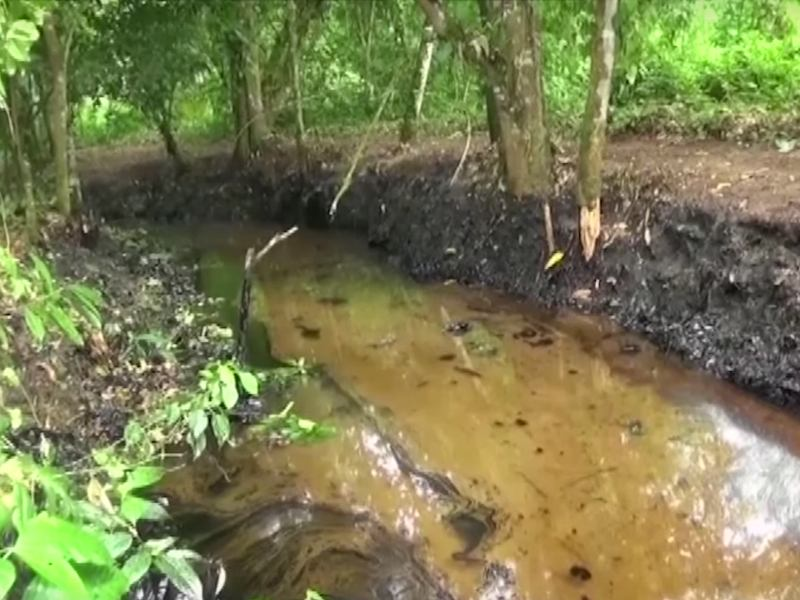 Peruvian Government's Response to Amazon Oil Spills: Promise High, Deliver Low