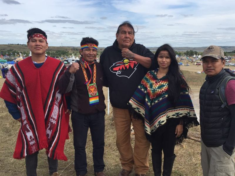 Global Solidarity from the Amazon to Standing Rock