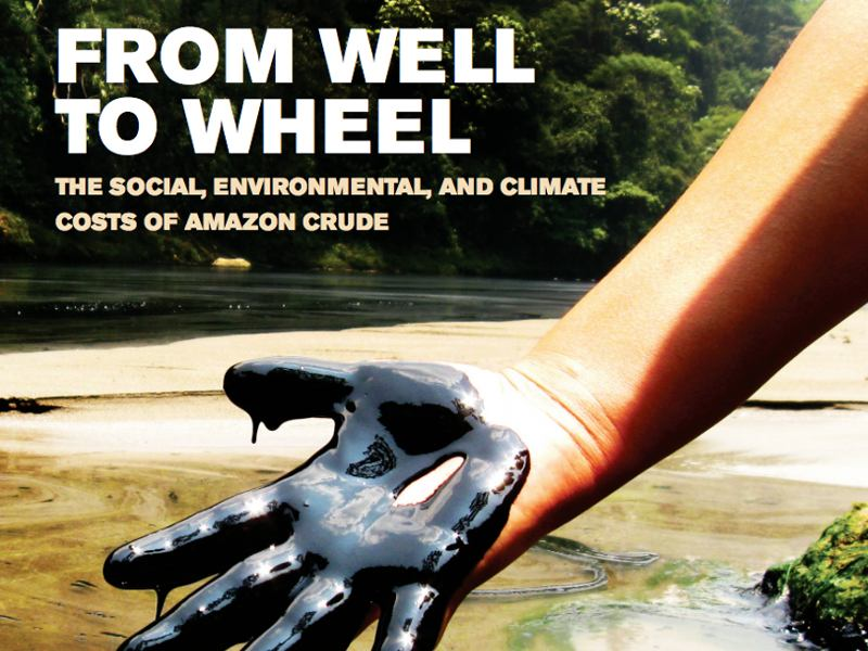 From Well to Wheel