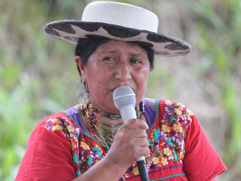 Ecuador's Indigenous Peoples Strengthen Resolve To Protect Rights and Resources