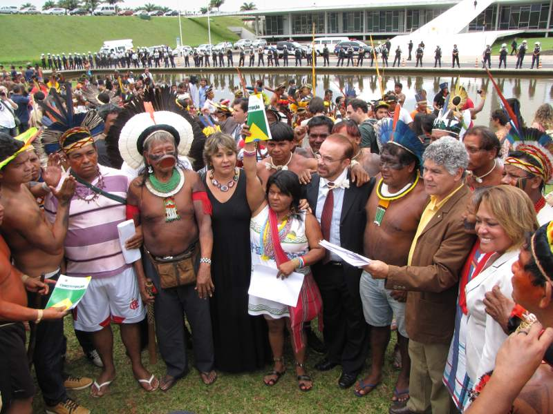 Victories by Brazil's Indigenous Movement Demonstrate Ways To Resist Authoritarianism