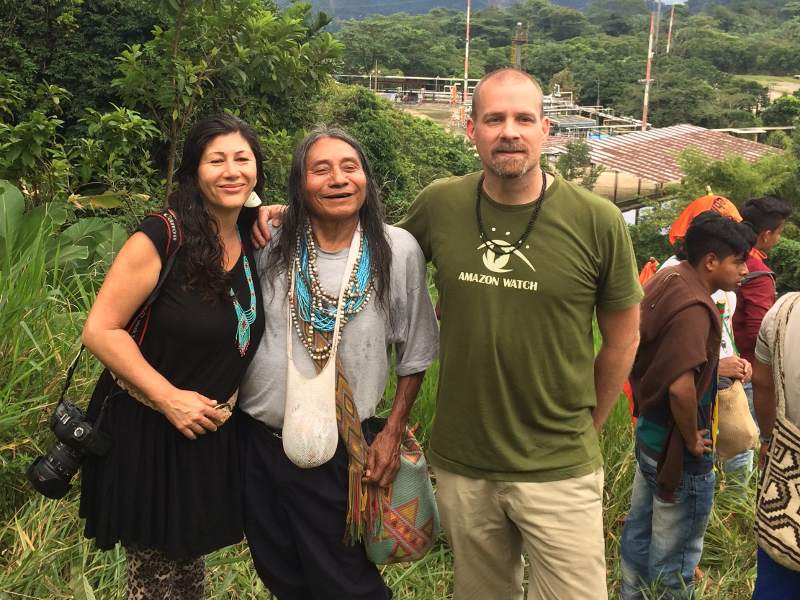 Beautiful Solidarity: Our Historic Visit to U'wa Sacred Territory