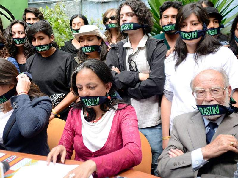 New Witch Hunt in Ecuador Against Indigenous and Environment Defenders