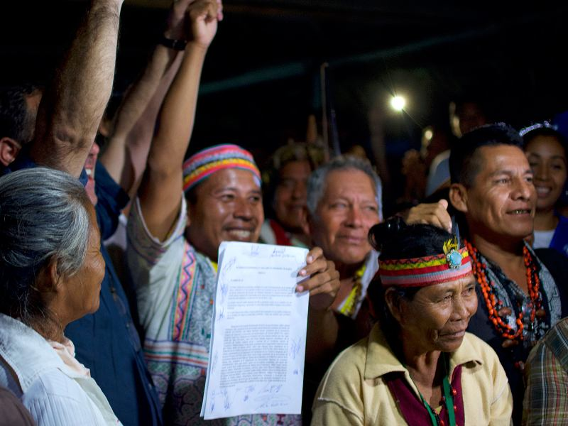 Saramurillo: Justice This Time for the Indigenous Peoples of the Peruvian Amazon?