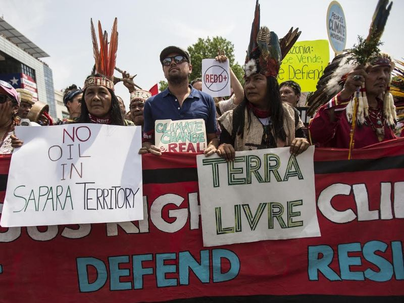 Mobilizing for Indigenous Rights and Climate Justice from the Arctic to the Amazon