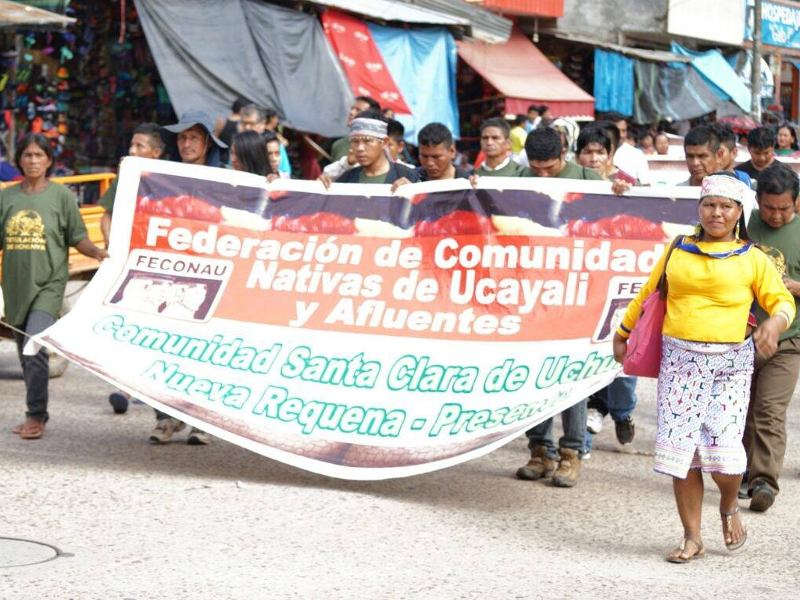 Resistance and Risk in the Peruvian Amazon