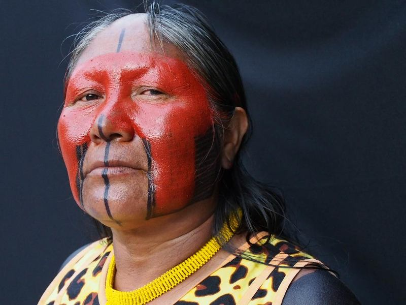 """This Is My Land"": The Indigenous Women Chiefs Protecting the Amazon"