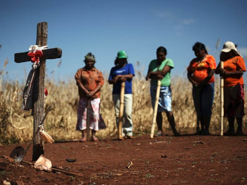 "Politics of Death: Land Conflict and Murder Go ""Hand in Hand"" in Brazil"